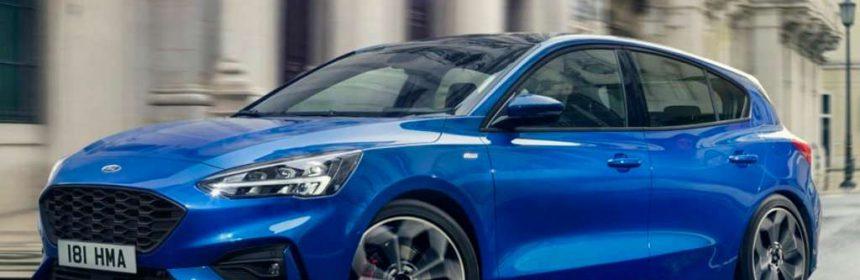 El Ford Focus nuevo modelo ST
