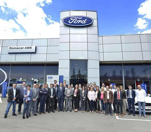 Ford Barcelona ya tiene un nombre muy definido, y es Romacar, un concesionario con mucho que ofrecer.