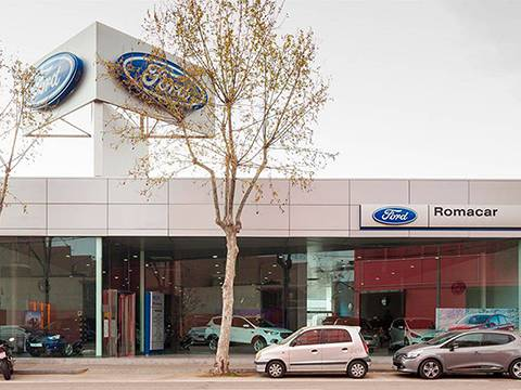 taller oficial ford